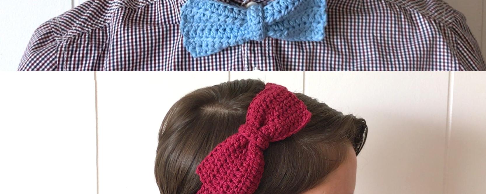 Bowtie or Headband