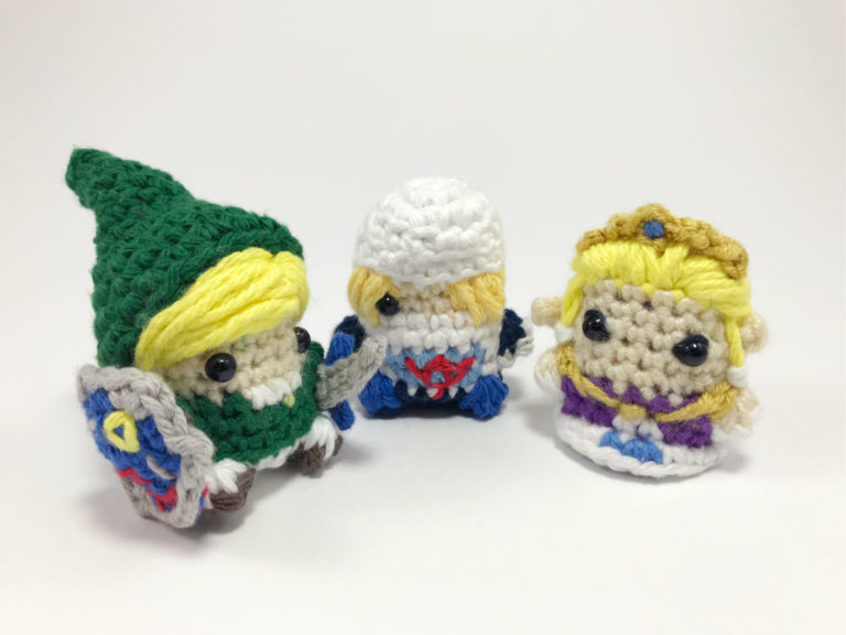 Link-Sheik-and-Zelda