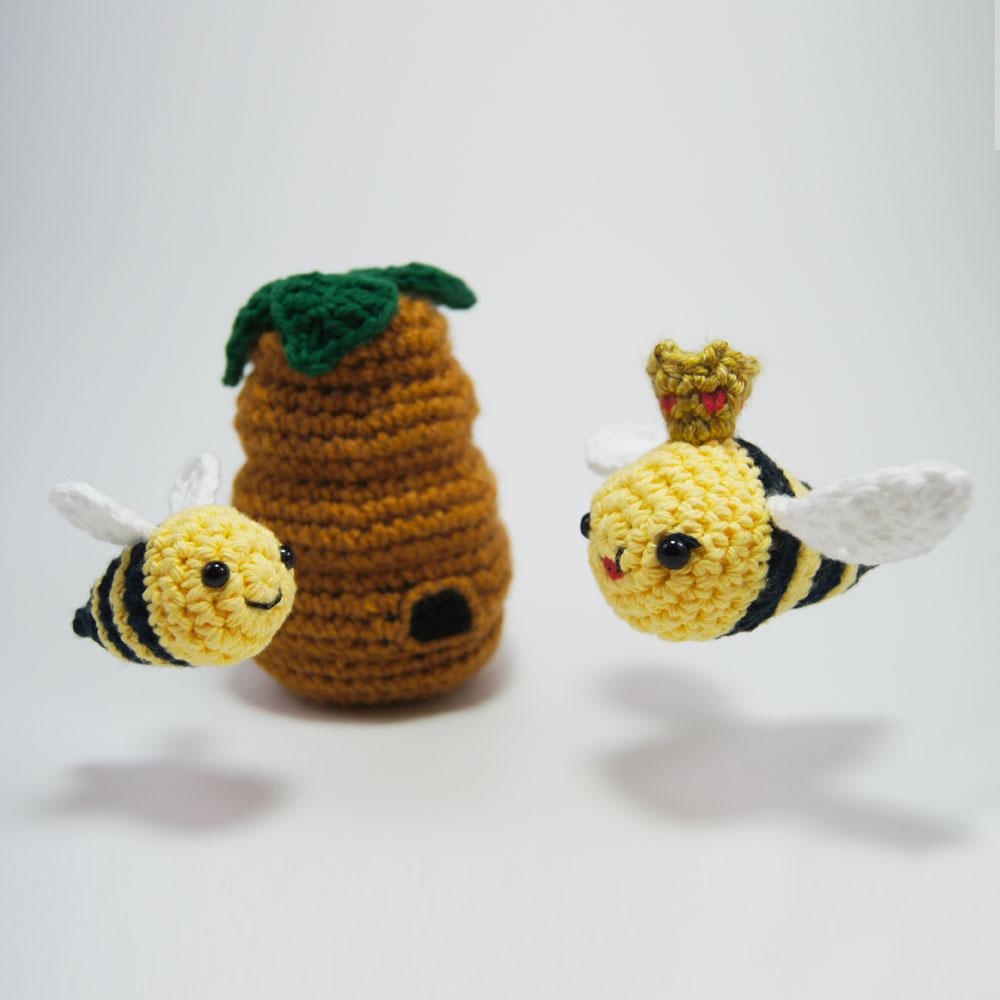 Bumble Bee Amigurumi Amigurumi Bee Insect Amigurumi Insect   Etsy   1000x1000