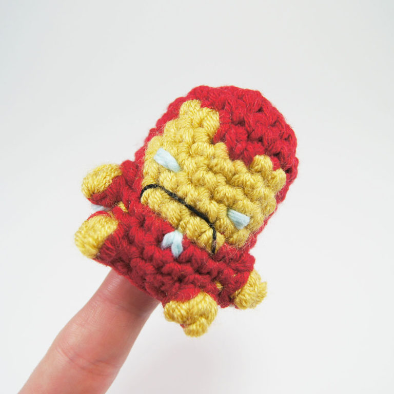 Earth's Mightiest Heroes: Free Crochet Avengers Patterns ... | 768x768