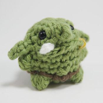 Crocheted Goblin