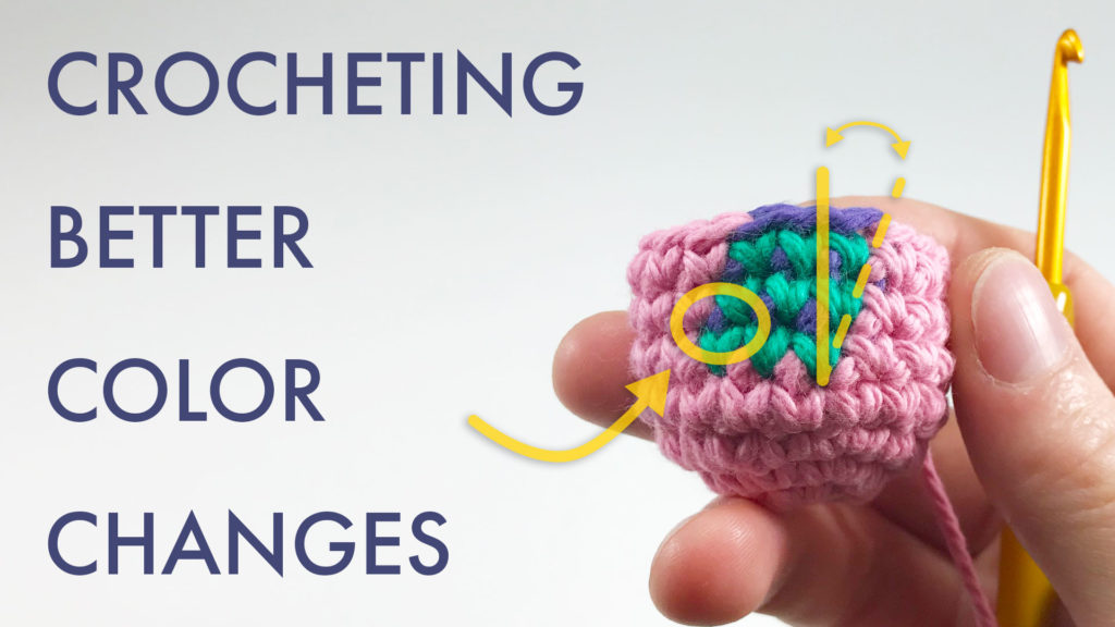 Crocheting-Better-Color-Changes