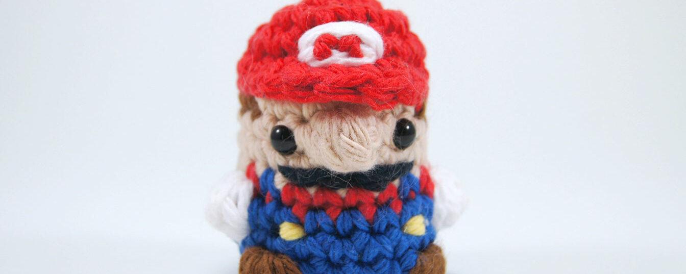 Super Mario Amigurumi