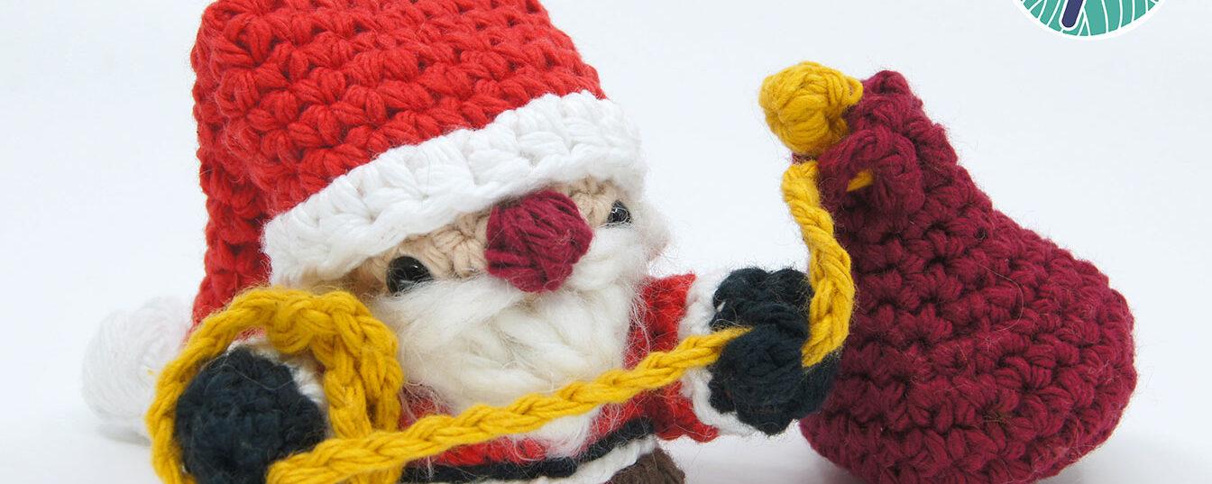 Santa Claus Amigurumi