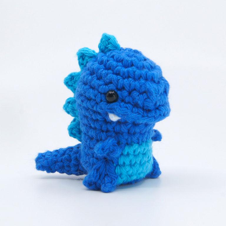 crochet trex