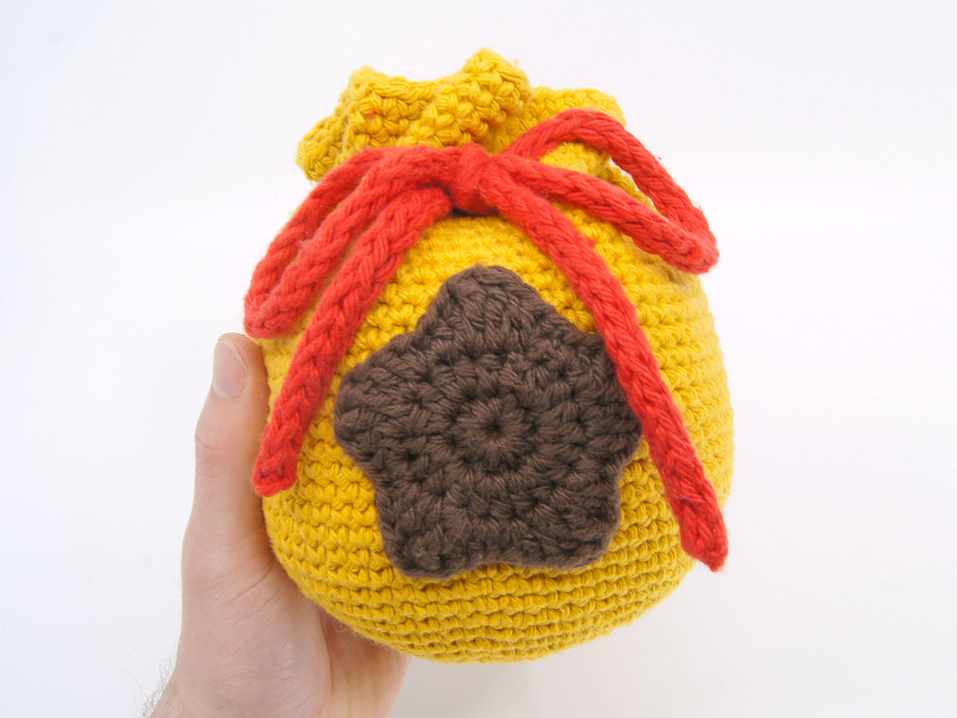 Bell Bag from Animal Crossing
