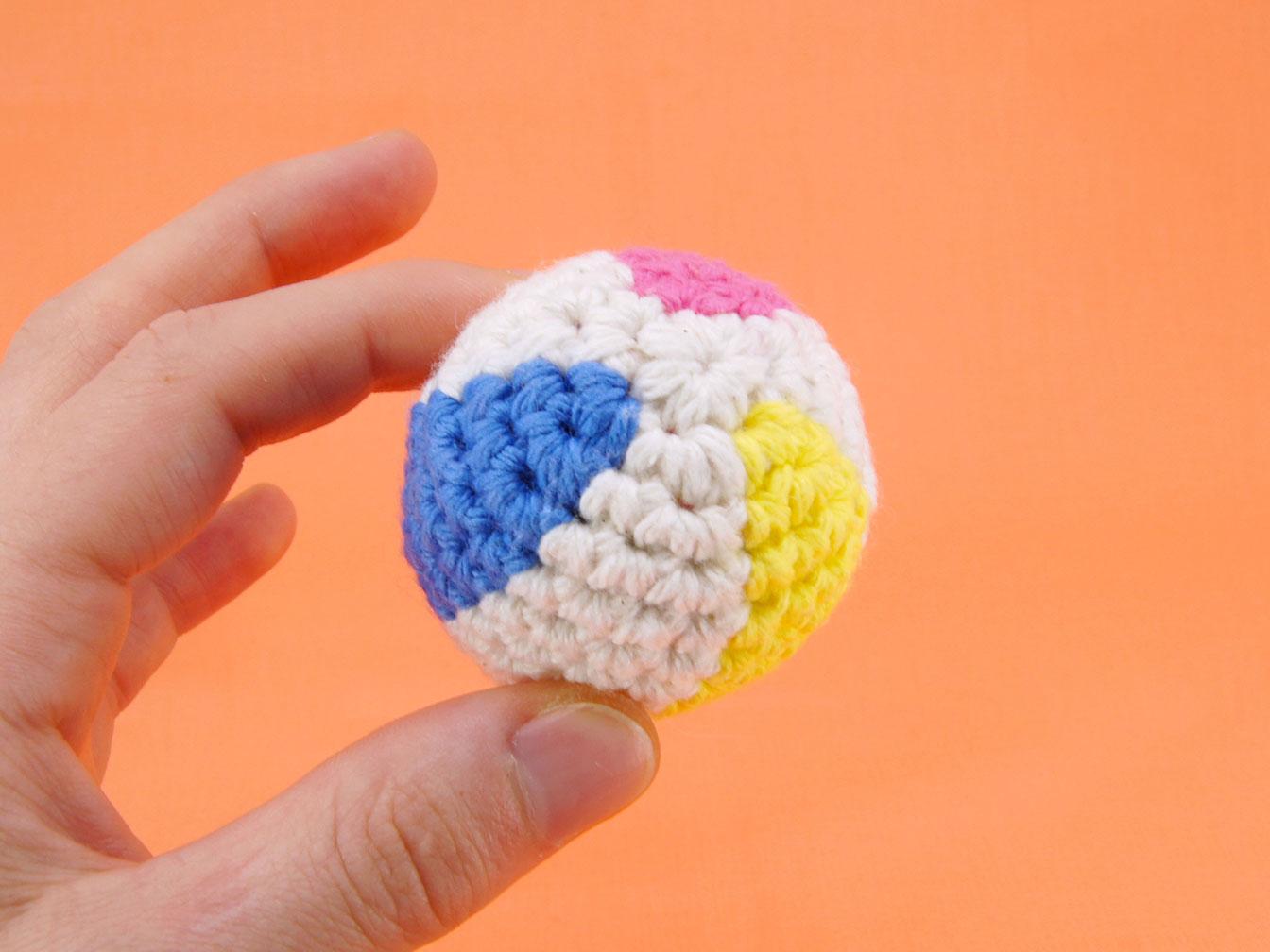 Beach Ball Color Chart Pattern