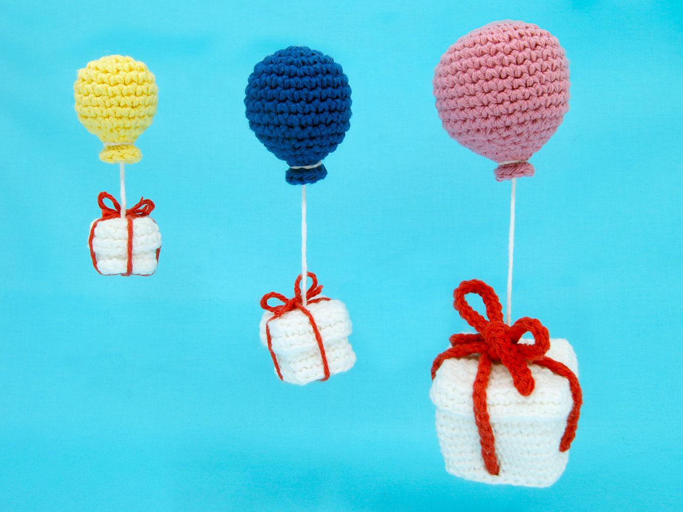 Balloon Amigurumi