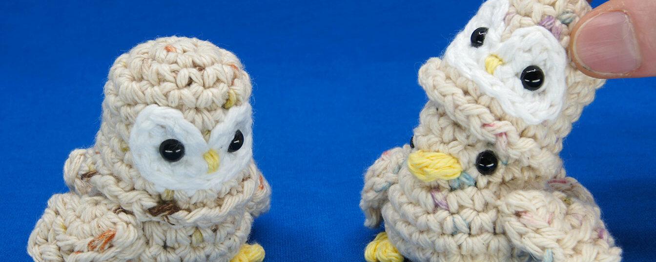 Barn Owl Birb Amigurumi Course