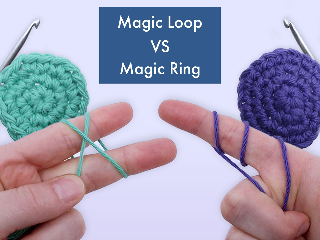 How to Crochet the Best Magic Loop / Circle / Ring