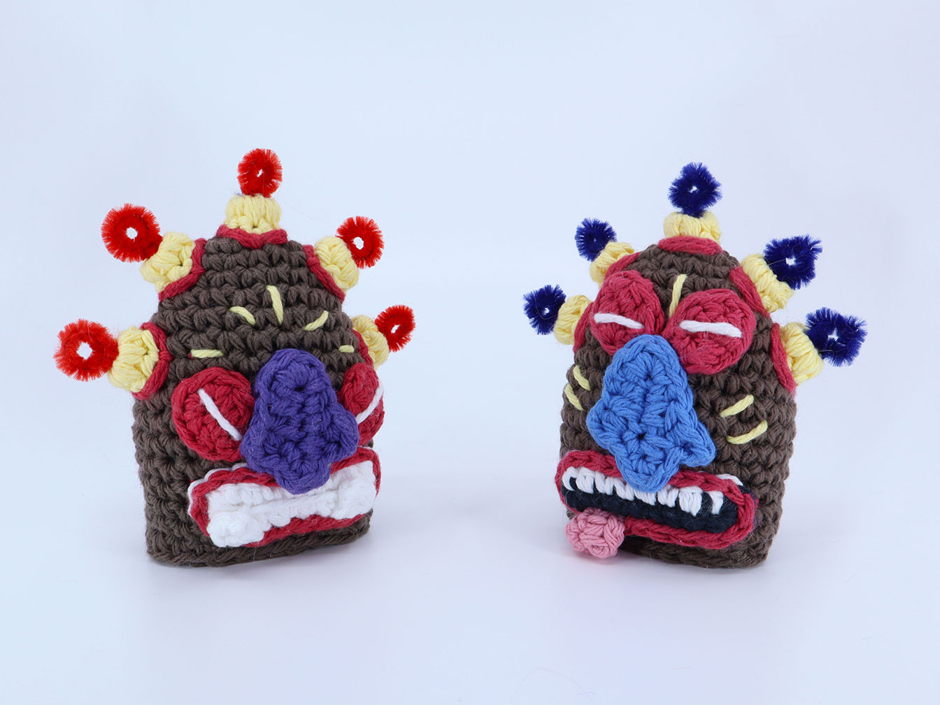The Relic from Stitch'd the Game Amigurumi